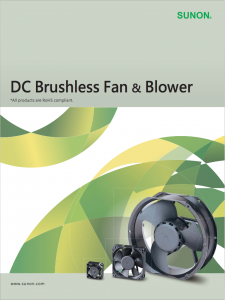 DC Brushless Fan & Blower
